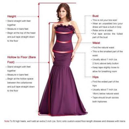 Red Mermaid Prom Dress,Red Long Pro..
