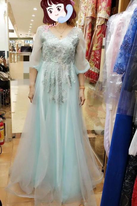High Quality Prom Dress,Beading Prom Dress,Prom Dress 2018,New Style Prom Dress,Tulle Prom Dress,Senior Prom Dress,