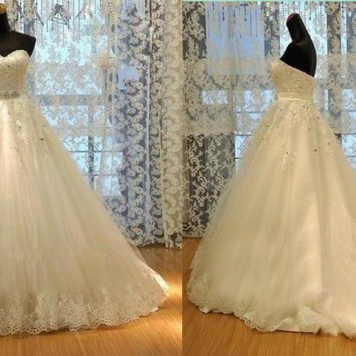 Beading Backless White Lace Mermaid Weddings Dresses,Off Shoulder Wedding Gowns 2015,Dresses For Wedding,Custom Made Bridal Dresses,The Charming Bridal Gowns