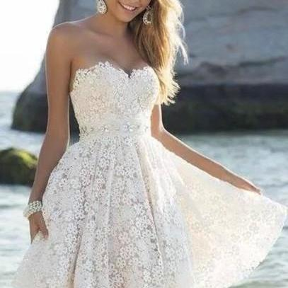Short Graduation Dress, Short/Mini Raduation Dresses,Charming Homecoming Dresses,Graduation Dresses, Short/Mini Homecoming Dresses, Sexy Prom Dresses, Homecoming Dress, Lace Graduation Dress