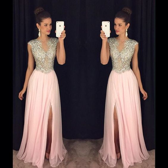 High Quality Prom Dress,A line Prom Dress,Beaded Prom Dress,Sexy Prom Dress,Modest Prom Gowns,Formal Prom Dress,Long Party Dress,2016 Fashion Women Dress,Dress For Teens,